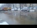 Потоп в Медведково (авария на Ясном пр.)