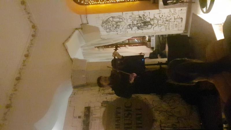 Филипп Кортес в Пятигорске,Heppy Coffe Musik Hall