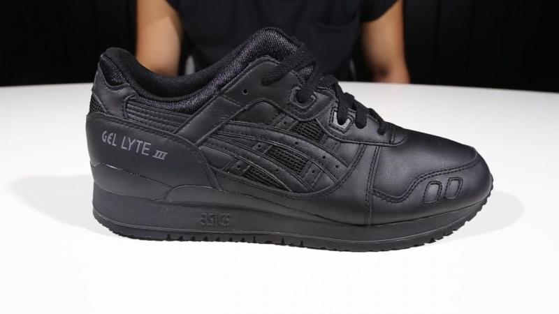 Asics Running - Gel-Lyte III black_black - Men