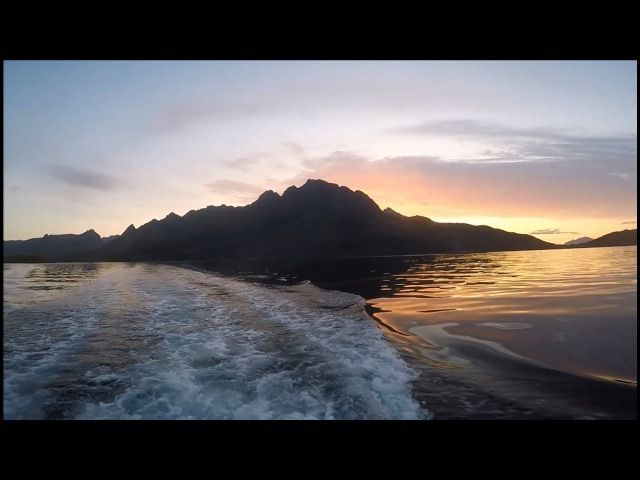 Wild Norway: Lofoten Islands, Austvågøy – Kayaking, GoPro