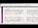 Распознаем ноты из pdf в Finale Sibelius