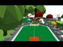 Cloudlands Minigolf VR Mobile (Futuretown) - Gear
