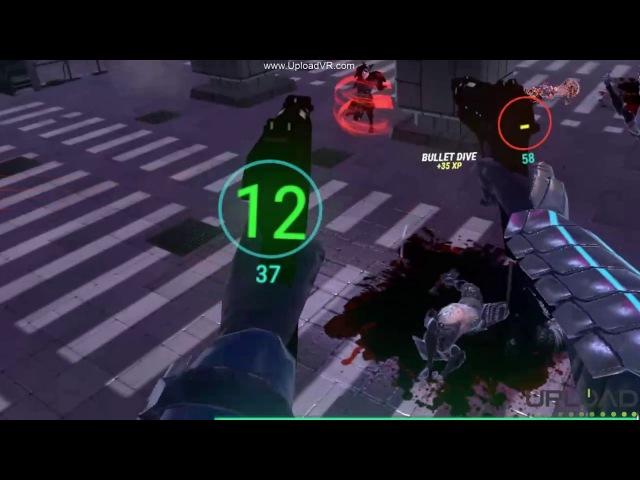Sairento VR Gameplay (Mixed Realms) - Rift, Vive