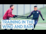 PREPARING TO PLAY THE SAINTS | First Team Training