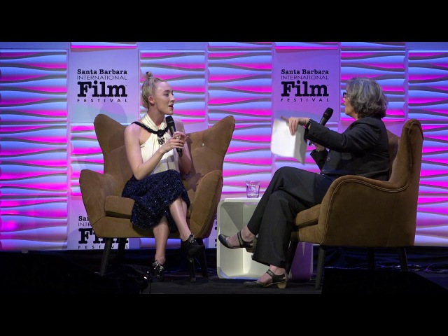 SBIFF 2018 Saoirse Ronan Discusses Atonement Her First Oscar Nomination