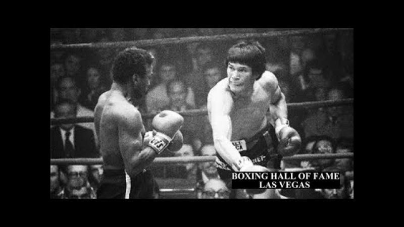 Carlos Monzon Stops Jose Napoles This Day February 9, 1974 and Retains Title