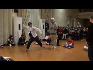 G-UNIT DANCE FAMILY | GORILLA BATTLE 2017 | ПОЛУФИНАЛ, ВЗРОСЛЫЕ