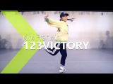 Kirk Franklin - 123Victory ft. Pharrell (Remix) Choreography . LIGI