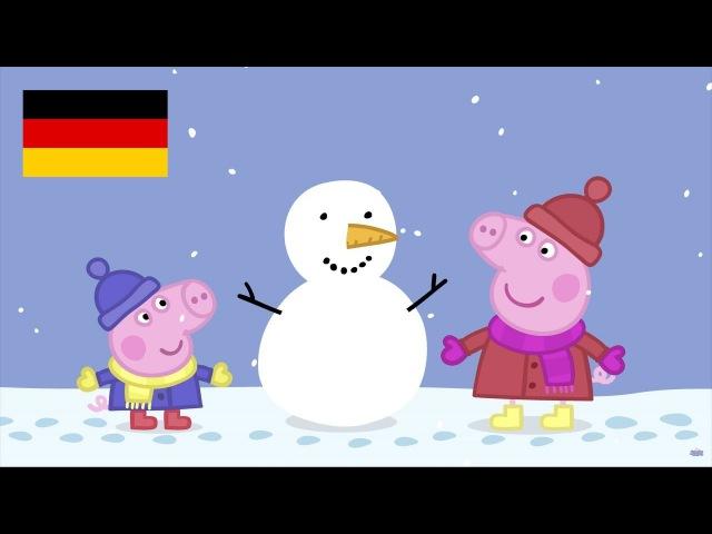 🔴 Peppa Pig Deutsch Folgen | LIVE