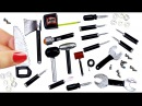 10 Easy DIY Miniatures - Miniature Tools Toolbox - each in less than 1 minute 8