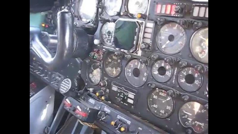 Взлет с Рубконы...полоса 1100 м.RUSSIAN PILOTS IN AFRIKA AN-26.Take off from airport Rubkona(Benty).