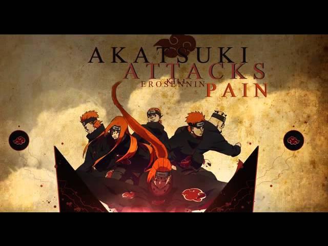 Naruto Shippuuden Akatsuki Full Theme