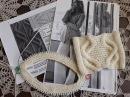 Пуловер с аранами спицами Часть 1 Расчеты