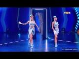 Танец стюардесс в стиле вог