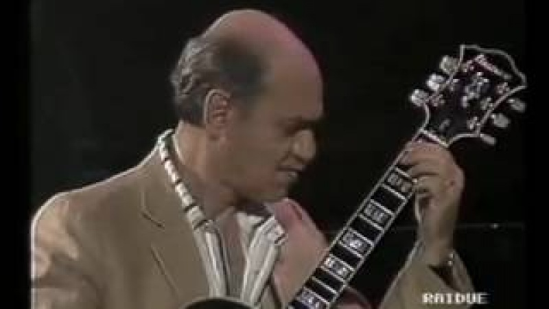 Joe Pass Niels-Henning Ørsted Pedersen (NHOP) - Umbria Jazz 1991