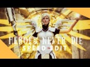 Mercy x McCree Cosplay Speed Edit