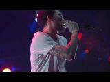СКРИПТОНИТ - КАПЛИ ВНИЗ ПО БЕДРАМ (ft. Niman) LIVE Презентация Альбома праздник на у ...