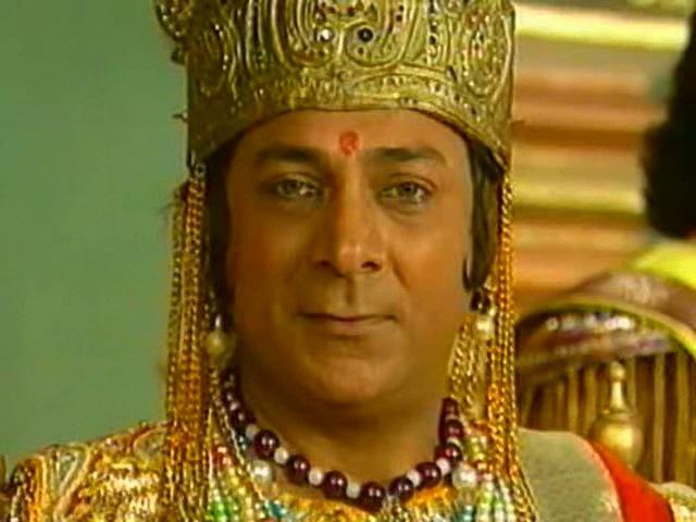 Махабхарата I Mahabharat - 64 Серия из 94 (1988-1990)