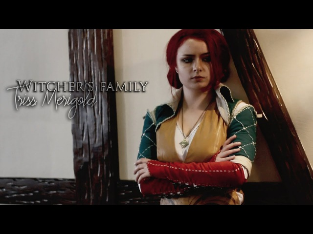 The Witcher 3 - Triss Merigold [Cosplay Video]