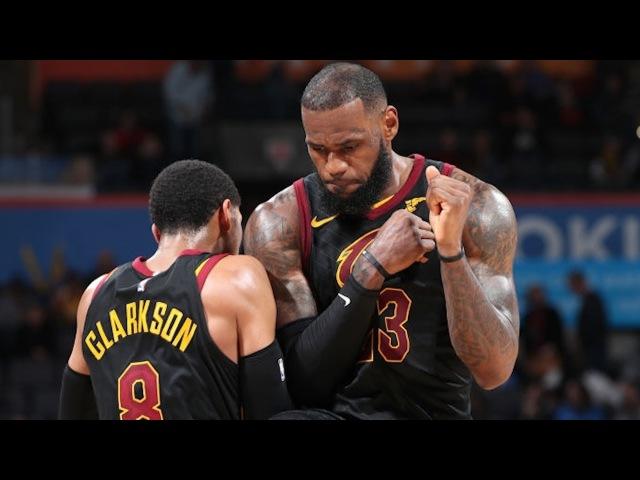 Cleveland Cavaliers vs OKC Thunder Full Game Highlights February 13 2018 2017 18 NBA Season