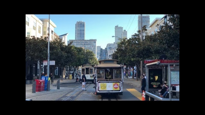 США, Сан Франциско. Невероятное чудо техники!