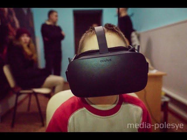 НЕОН клуб виртуальной реальности. VR
