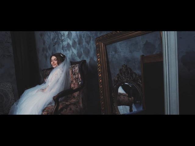 Supernova \ OE \ wedding winter clip
