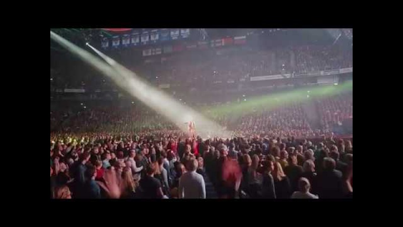 Queen Adam Lambert - Radio Gaga, Helsinki 19.11.2017