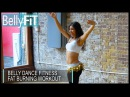 Belly Dance Fitness Weight Loss - Shimmy Challenge