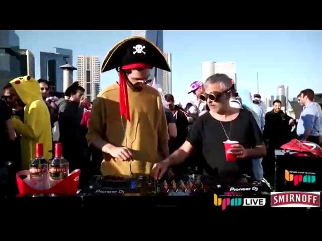 Eli Nissan b2b Roy Rosenfeld Live @ BPM College 28 02 2018