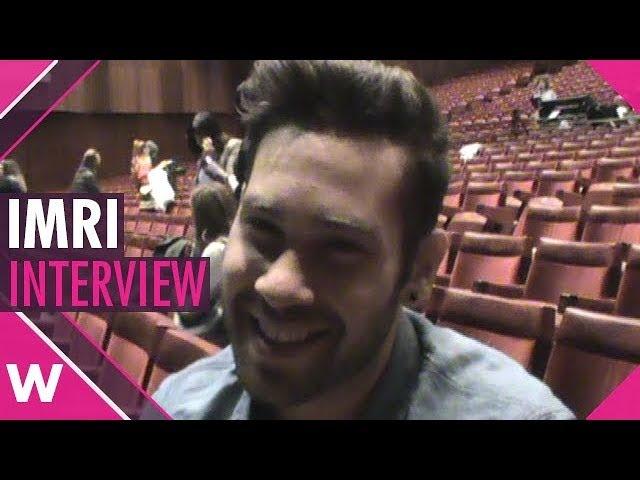 Imri Ziv talks Eurovision and Les Misérables @ SunStroke Project Friends concert