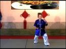 Taiji Quan Double Eventails, forme en 48 mouvements (exercices demonstration)