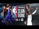 Слэм Данк контест НБА 2018 18 02 2018 Полный Обзор контеста НБА