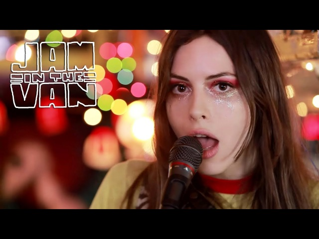UNI - Mushroom Cloud (Live at JITV HQ in Los Angeles, CA 2018) JAMINTHEVAN