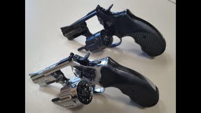 Самый дешевый сигнальный пистолет EKOL VIPER