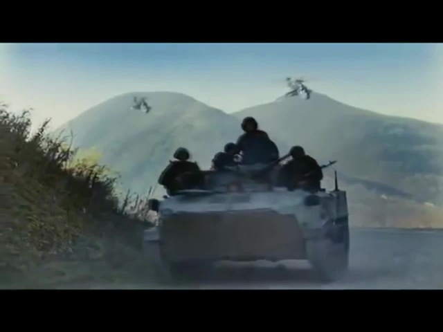 Грозовые ворота | The war in Chechnya. Russian army.