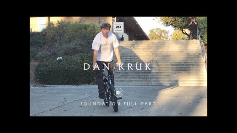 WETHEPEOPLE Dan Kruk 'Foundation' PART