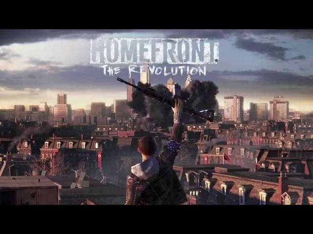 Homefront: The Revolution — Thank you