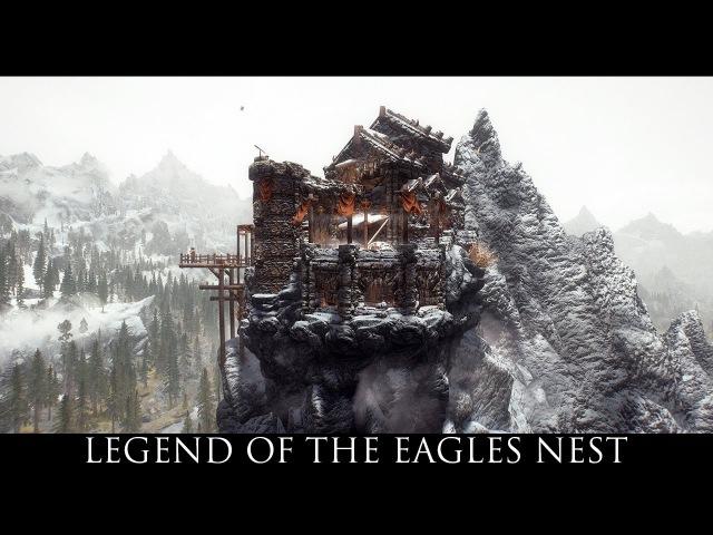 Skyrim SE Mods: Legend of the Eagles Nest SSE