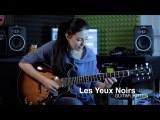 Les Yeux Noirs by Guitar_Kitten