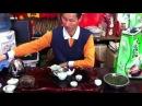 Заваривание чая Те Гуань Инь