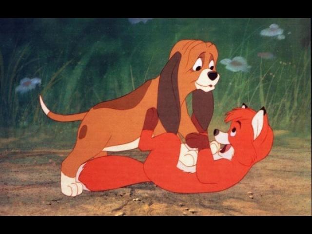 Видео к мультфильму «Лис и пёс» (1981): Трейлер