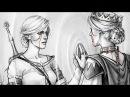 Цири Спасительница или Убийца миллионов Авалакх всех обманул в Ведьмак 3