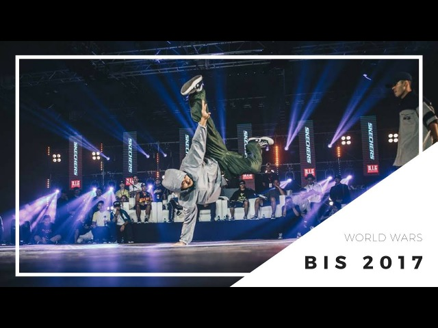 Ice Ivey Sky vs Elnino Gen Roc BIS 2017 - Skechers World Wars Freshit Tv