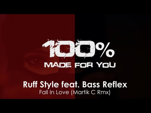 Ruff Style feat. Bass Reflex - Fall In Love (Martik C Rmx) [100 Made For You]