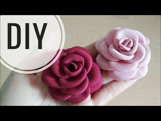 DIY Cara membuat mawar bakar menul dengan menggunakan koin Tutorial Roseburn Gardenia