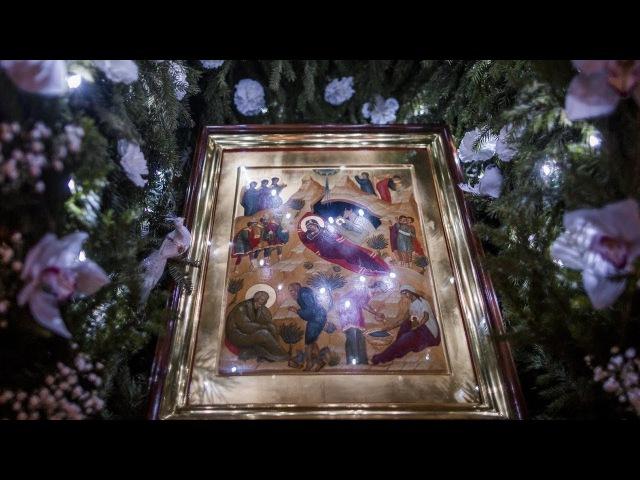 Рождественские колядки. Братский хор Свято-Успенской Почаевской Лавры