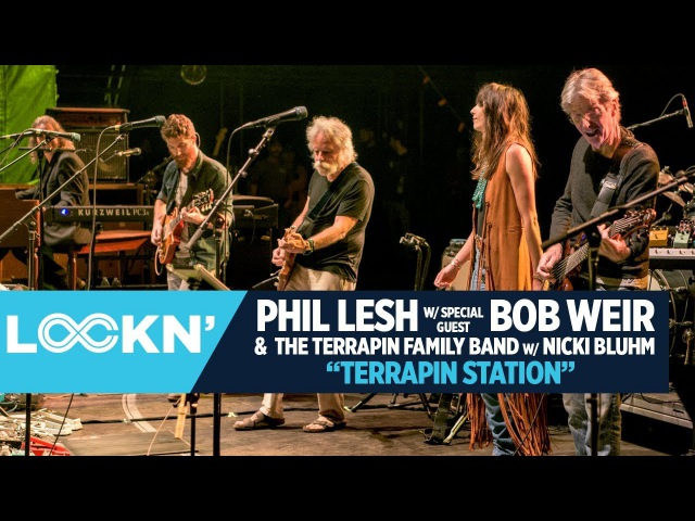 Terrapin Station Suite | Phil Lesh w/ Bob Weir The Terrapin Family Band | 8/25/17 | LOCKN'