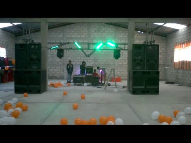 Sonido MistesiS Probando equipo de audio