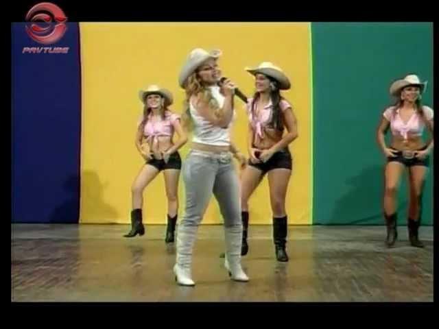 Dayane Tavares - Mandando a Tristesa Embora -Programa tv Canta Meu Brasil